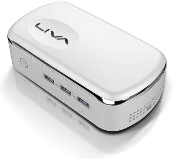 Elite LIVA X² - Barebone et Mini-PC Elite - Cybertek.fr - 0