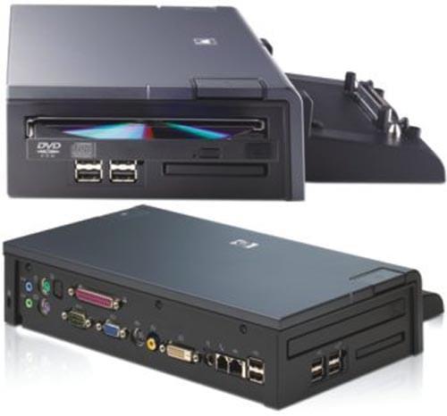 HP Station d'accueil HP (KP081ET#ABB) - Achat / Vente Accessoire PC portable sur Cybertek.fr - 0