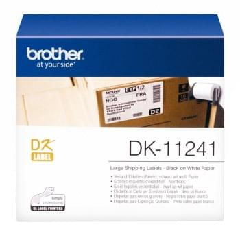 Brother Etiquettes d'expédition DK11241 (DK11241) - Achat / Vente Consommable Imprimante sur Cybertek.fr - 0