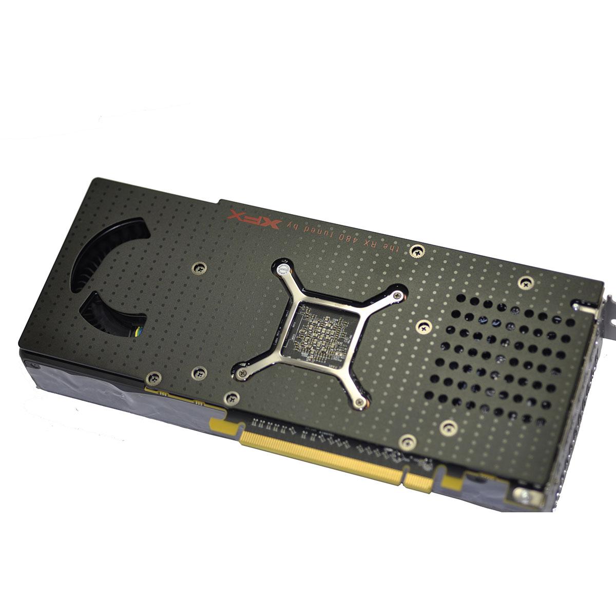 XFX  - 8Go - carte Graphique pour Gamer - GPU ATI/AMD - 2