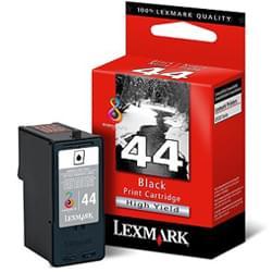 Pack Cartouche Noire+Couleur n°43+44 - 0080D2966 pour imprimante Jet d'encre Lexmark - 0