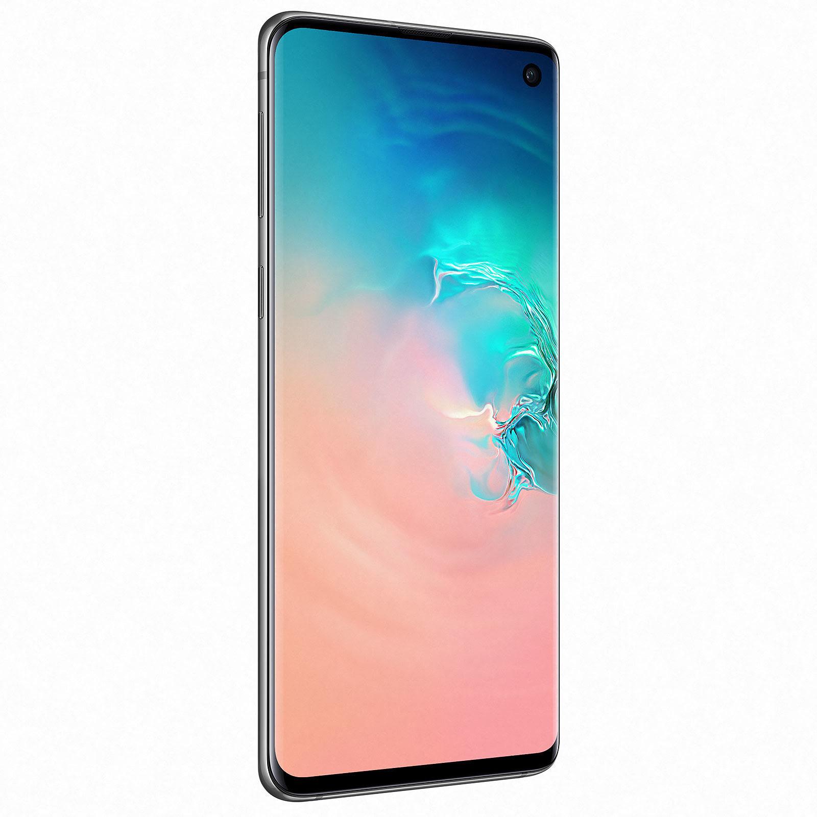 Samsung Galaxy S10 G973 128Go White - Téléphonie Samsung - 4