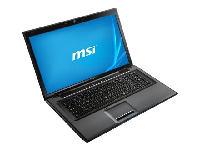 MSI CR70 0M-254XFR (9S7-175512-254) - Achat / Vente PC portable sur Cybertek.fr - 0