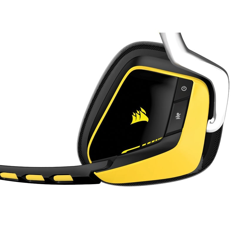 Corsair Gaming VOID Dolby 7.1 Wireless SE CA-9011135-EU (CA-9011135-EU --) - Achat / Vente Micro-casque sur Cybertek.fr - 2