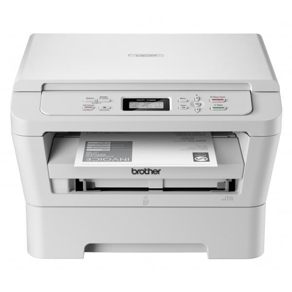 Brother DCP-7055 (DCP7055RF1) - Achat / Vente Imprimante multifonction sur Cybertek.fr - 0