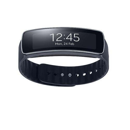 Samsung Galaxy Gear Fit (SM-R3500ZKAXEF) - Achat / Vente Téléphonie sur Cybertek.fr - 0