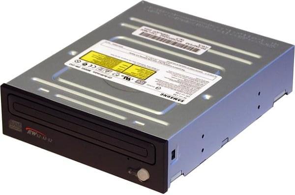 No Name IDE CD-RW x52x32x52 Noir - Achat / Vente Graveur sur Cybertek.fr - 0