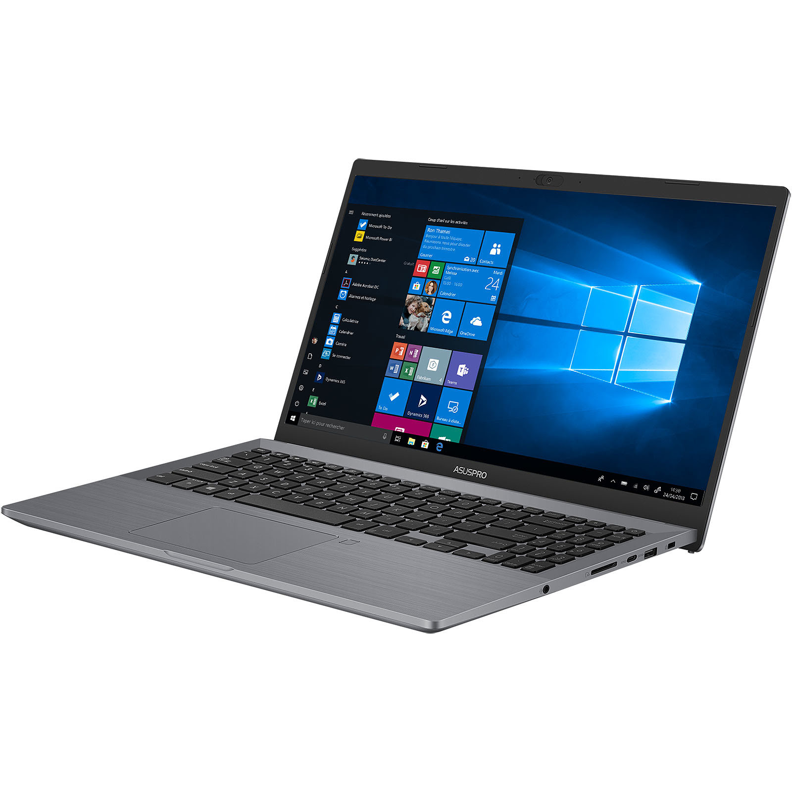 Asus 90NX0261-M12370 -- - PC portable Asus - Cybertek.fr - 3