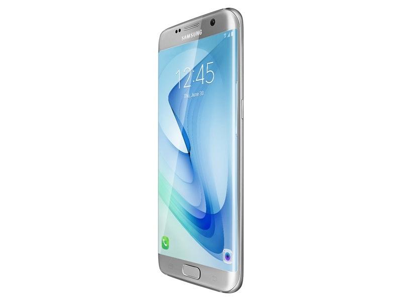 Samsung Galaxy S7 Edge 32Gb Silver Titanium G935F - Téléphonie - 2