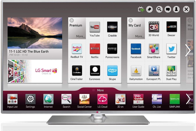 LG 47LB650V (47LB650V) - Achat / Vente TV sur Cybertek.fr - 0