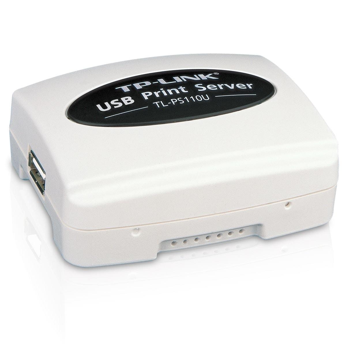 TP-Link Serveur d'impression (TL-PS110U) - Achat / Vente Réseau divers sur Cybertek.fr - 0