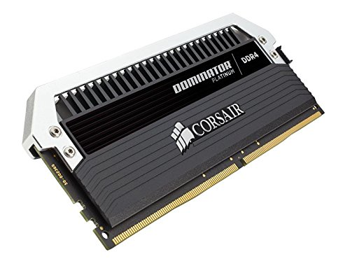 Corsair Dominator Platinium 4c16Go 3466MHz 1,35v with airflow fan (CMD64GX4M4B3466C16) - Achat / Vente Mémoire PC sur Cybertek.fr - 0