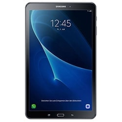 Samsung Tablette Tactile Galaxy TAB A (2016) T580NZK Black - 16Go/10.1