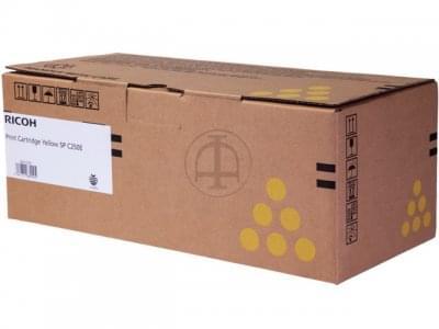 Ricoh Toner Jaune 1600p SPC250 (407546) - Achat / Vente Consommable Imprimante sur Cybertek.fr - 0