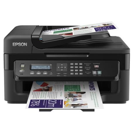 Epson WorkForce WF-2530WF (C11CC37302) - Achat / Vente Imprimante Multifonction sur Cybertek.fr - 0