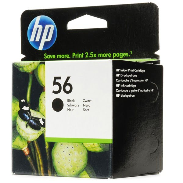 Consommable imprimante HP Cartouche C6656AE