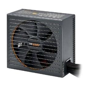 Alimentation PC Be Quiet! ATX 400W Straight Power E9-400W 80+ GOLD BN190 - 0