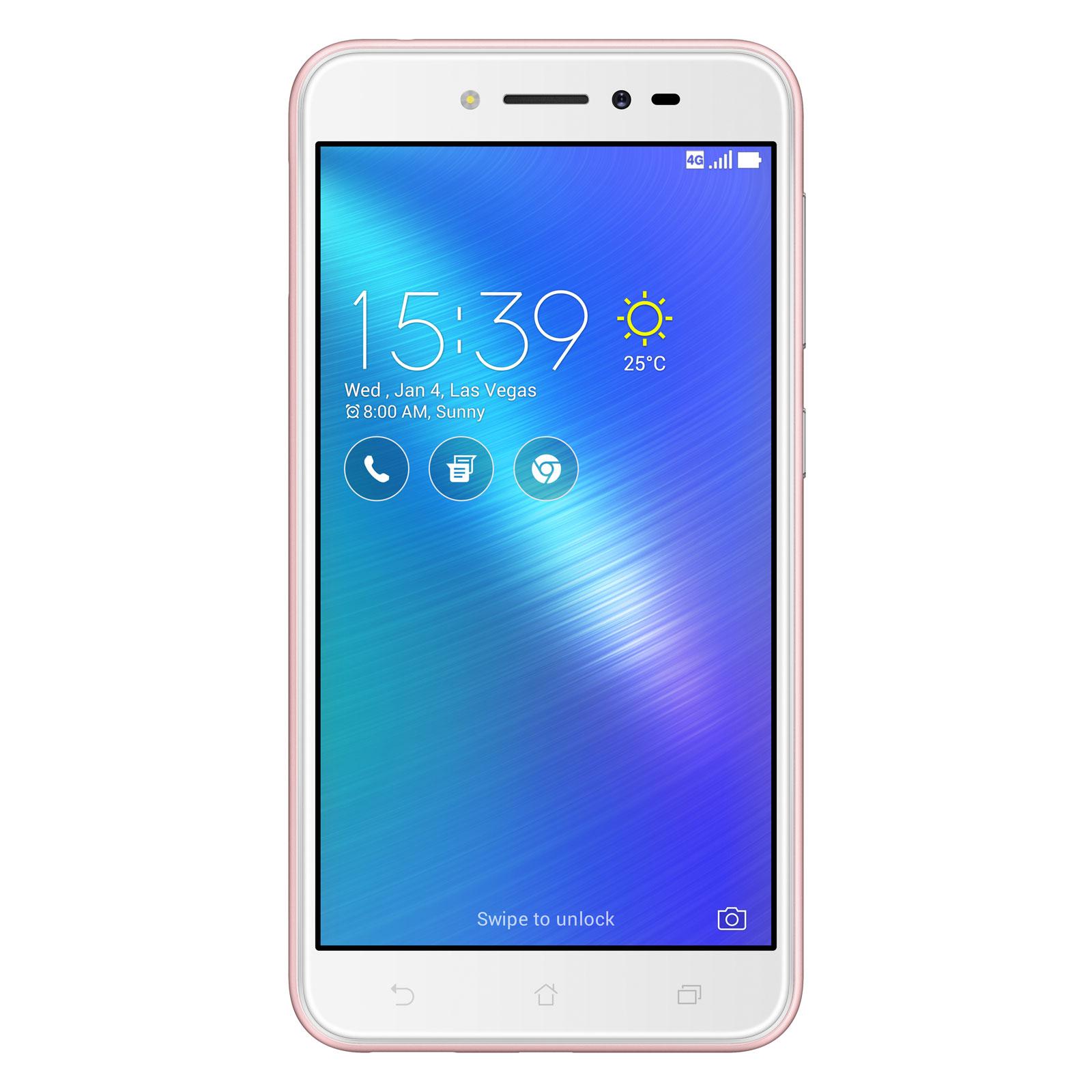 Asus ZenFone Live ZB501KL Pink 16Go - Téléphonie Asus - 3