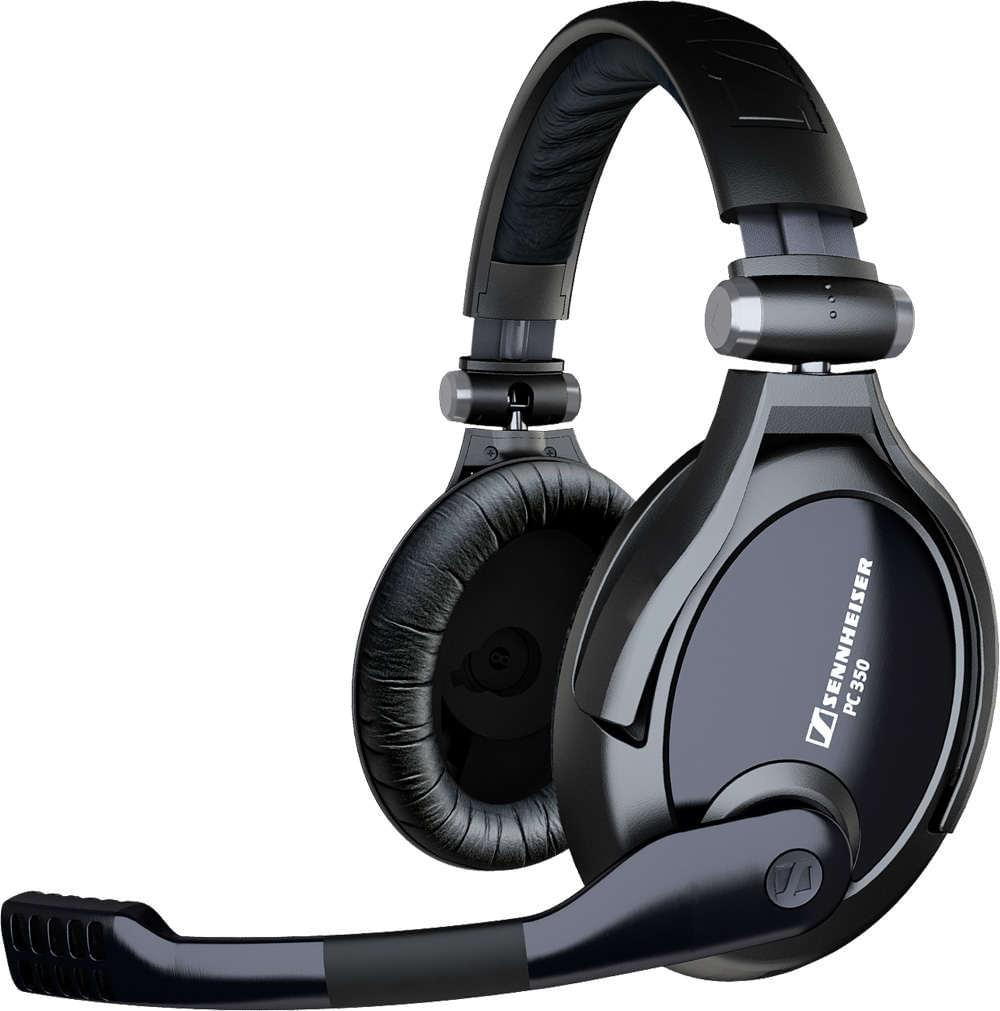 Sennheiser PC 350 (PC350) - Achat / Vente Micro-casque sur Cybertek.fr - 0