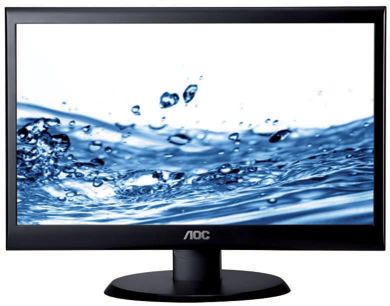 AOC E2450SWDA (E2450SWDA) - Achat / Vente Ecran PC sur Cybertek.fr - 0