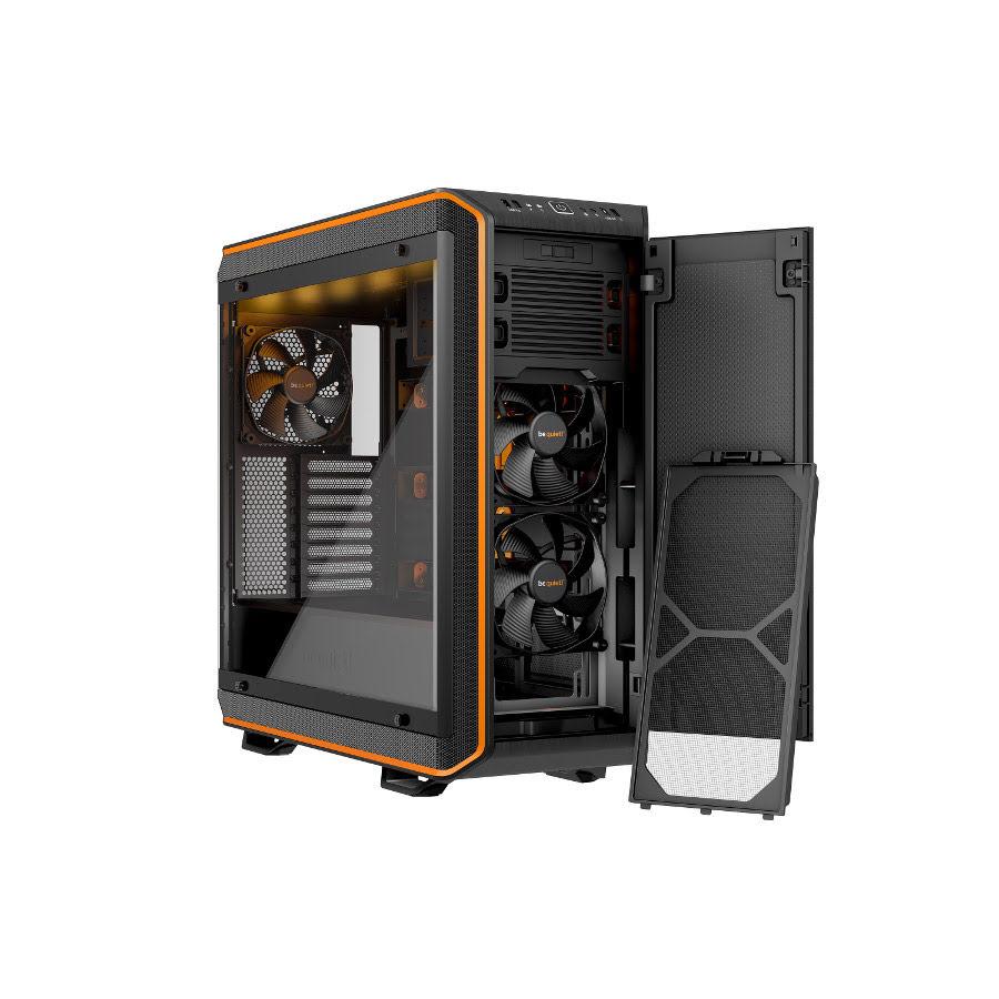 Be Quiet! Dark Base Pro 900 Orange V2 Orange - Boîtier PC - 6