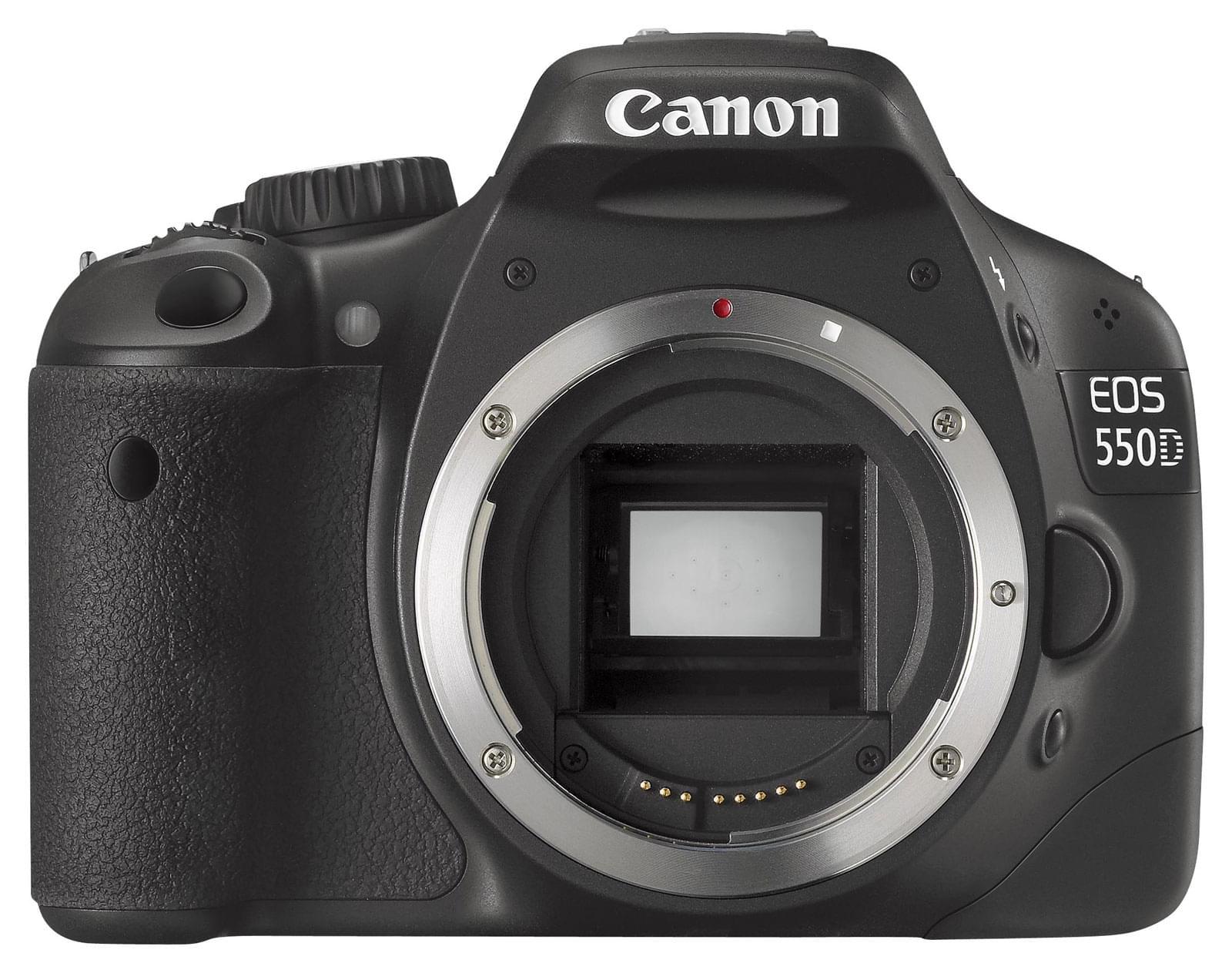 Canon EOS 550D + EF-S 18-55 IS + EF-S 55-250 IS - Achat / Vente Table de mixage sur Cybertek.fr - 0