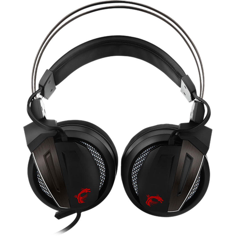 MSI Immerse GH60 Stereo Noir - Micro-casque - Cybertek.fr - 4