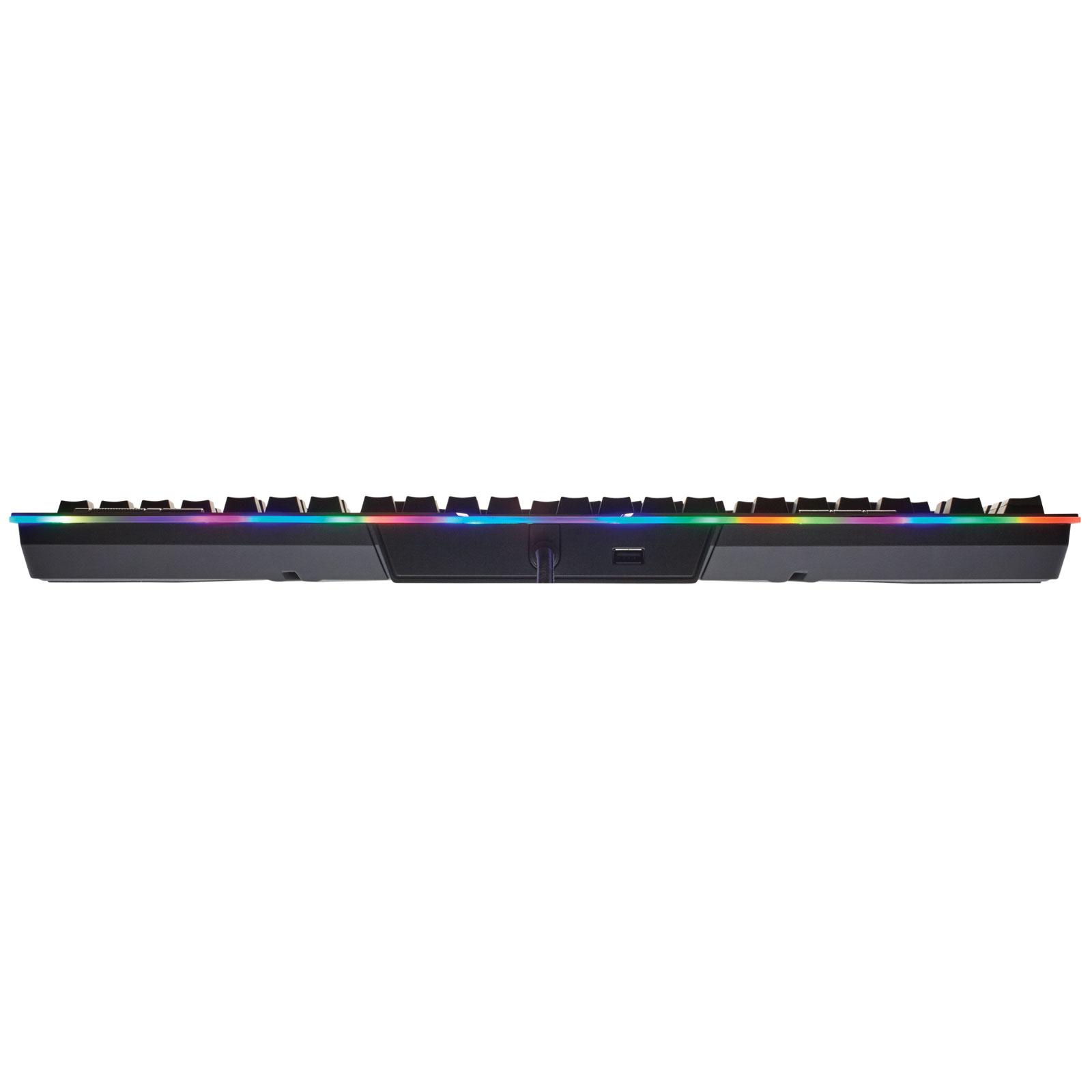 Corsair K95 RGB Platinum Mechanical MX BROWN - Clavier PC Corsair - 1