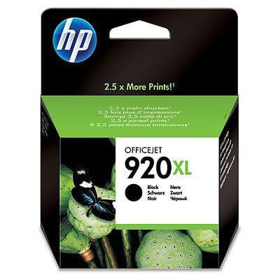 HP Cartouche 920XL (CD975AE) - Achat / Vente Consommable Imprimante sur Cybertek.fr - 0