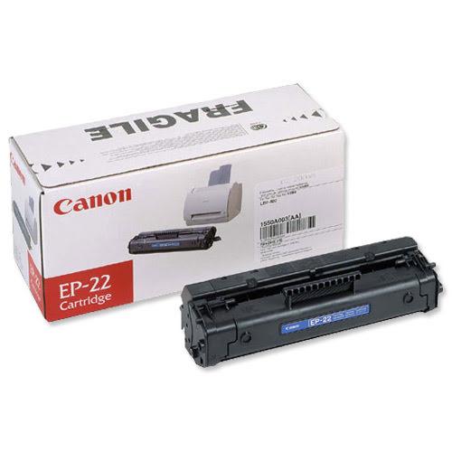 Canon Toner EP-22 (pour LBP800/810) (1550A003) - Achat / Vente Consommable Imprimante sur Cybertek.fr - 0