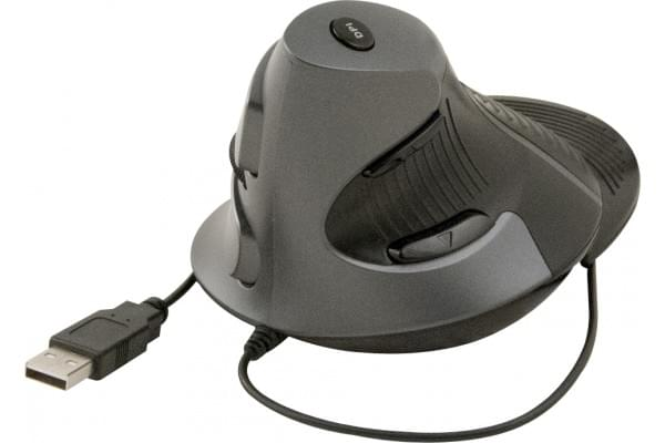 No Name Vertical mouse filaire - Souris PC No Name - Cybertek.fr - 0