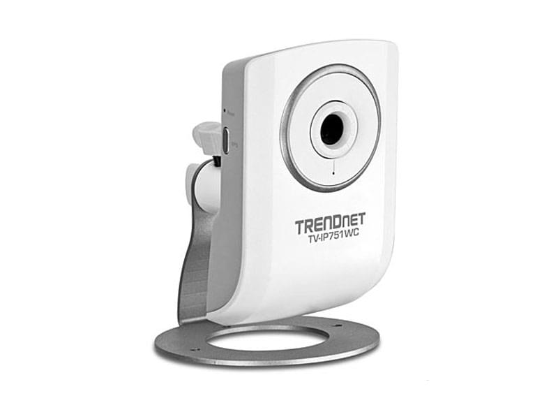 TrendNet TV-IP751WC  - Cloud/Wifi/audio - Caméra / Webcam - 0