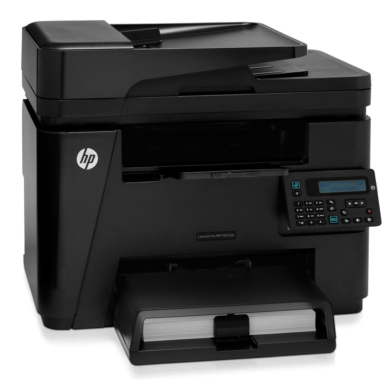 Imprimante multifonction HP LaserJet PRO MFP M225dn - Cybertek.fr - 1