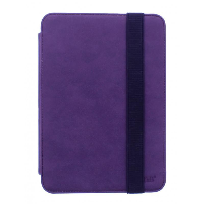 "T'nB Sweet Etui Folio universel 7"" Violet (UTABFOLPL7 **) - Achat / Vente Accessoire Tablette sur Cybertek.fr - 0"