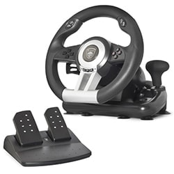 image produit Spirit Of Gamer Volant Race Pro Wheel - USB/PS3/PC/retour de force Cybertek