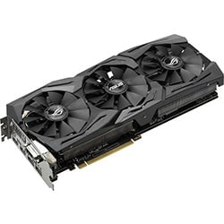 Asus Carte Graphique STRIX-GTX1080-O8G-8GD5X - 1080/8Go/DVI/HDMI/DP Cybertek