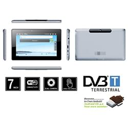 Art View Tablette Tactile AT7D-TE25DA - 4Go/Tuner TNT/7