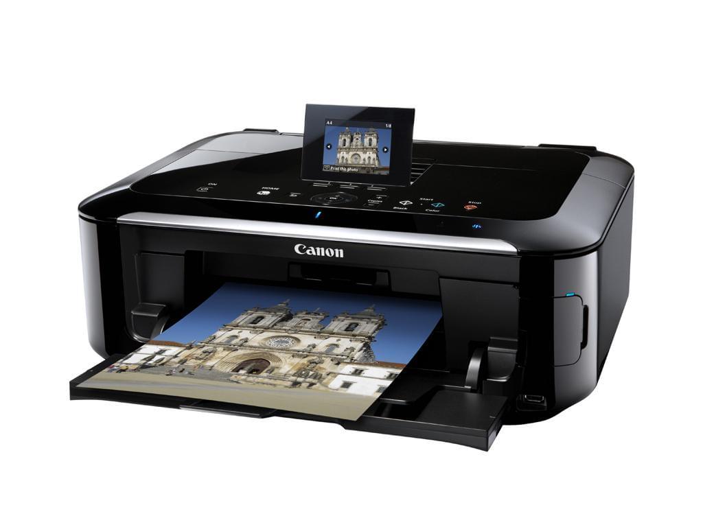 Canon PIXMA MG5350 (5291B006) - Achat / Vente Imprimante Multifonction sur Cybertek.fr - 0