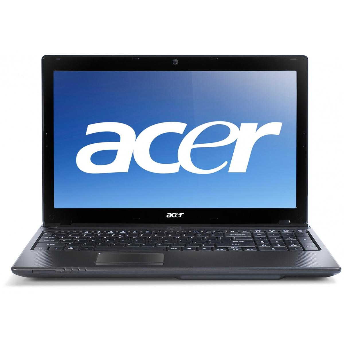 Acer 5755G-2434G1TMn (LX.RPW02.071) - Achat / Vente PC Portable sur Cybertek.fr - 0