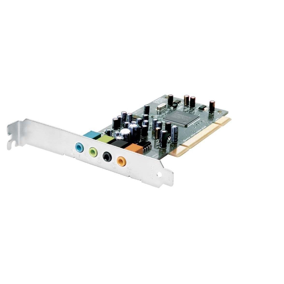 Creative Sound Blaster 5.1 VX PCI OEM (30SB107100000) - Achat / Vente Carte Son sur Cybertek.fr - 0