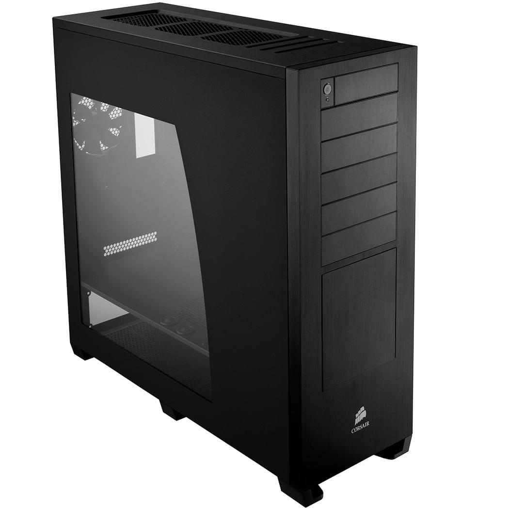 Corsair Obsidian CC800DW (CC800DW) - Achat / Vente Boîtier PC sur Cybertek.fr - 0