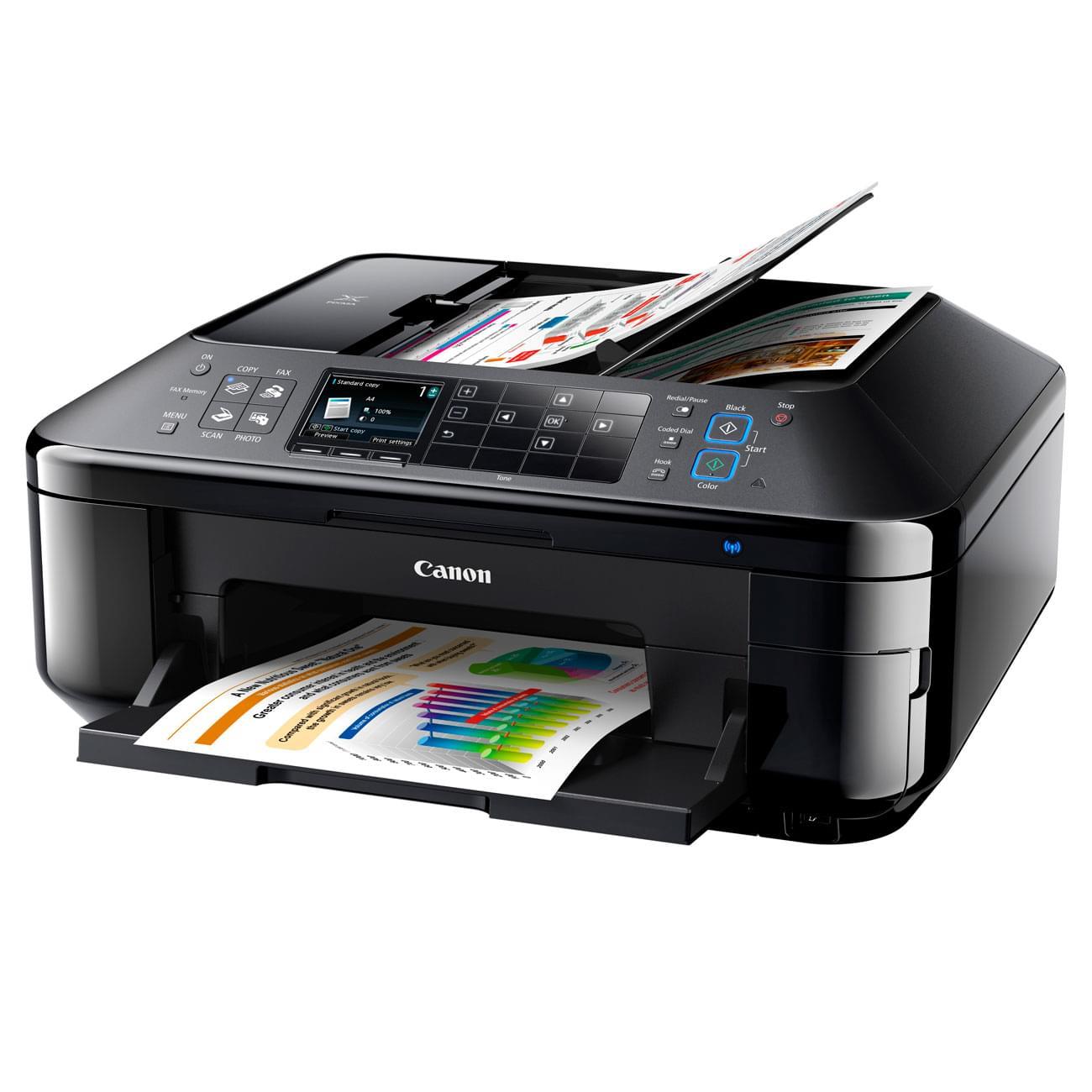 Imprimante multifonction Canon PIXMA MX895 - Cybertek.fr - 0