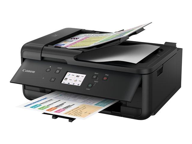 Imprimante multifonction Canon PIXMA TR7550 - Cybertek.fr - 3