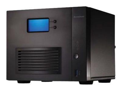 Iomega NAS ix4-300d Network Storage 4-Bay 4To (4x1To) (70B89000EA soldé) - Achat / Vente Disque dur Externe sur Cybertek.fr - 0