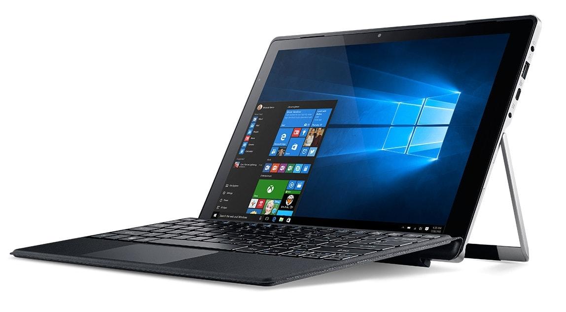 Acer Switch 12 SA5-271P-51A9 (NT.LCEEF.011) - Achat / Vente Tablette tactile sur Cybertek.fr - 1