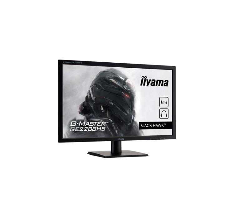 "Iiyama 24""  XU2492HSU-B1 - Ecran PC Iiyama - Cybertek.fr - 0"
