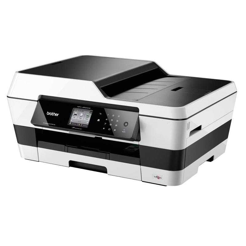 Brother MFC-J6520DW (MFCJ6520DWF1) - Achat / Vente Imprimante Multifonction sur Cybertek.fr - 1