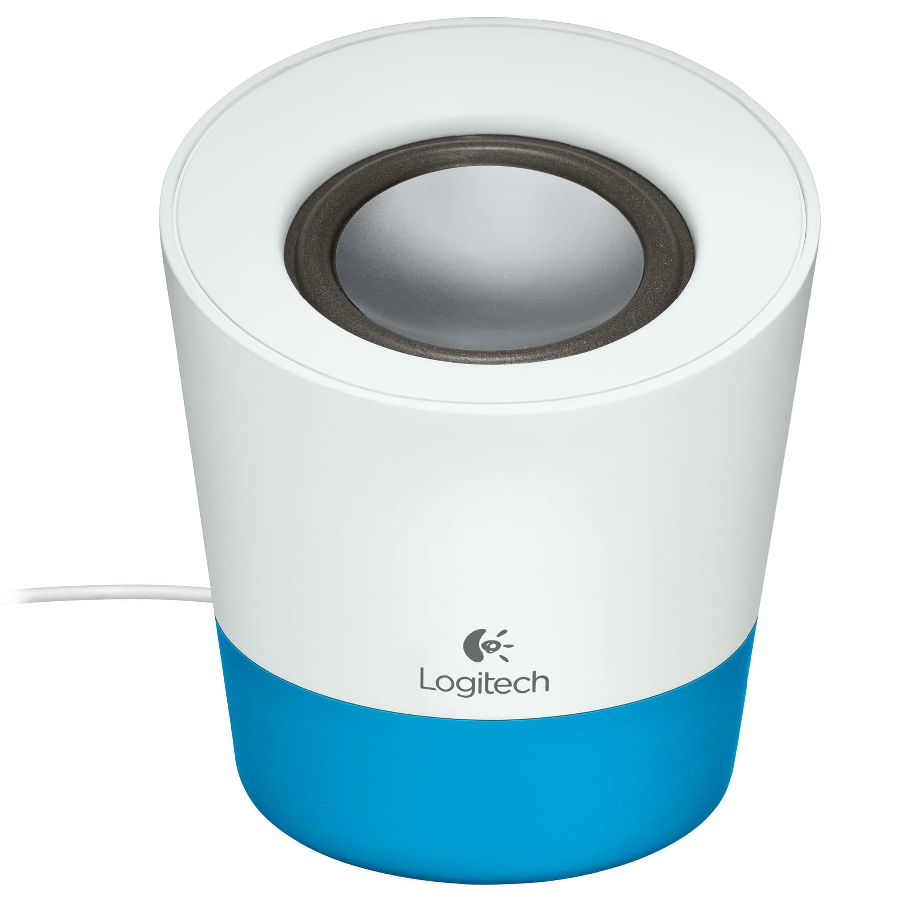 Logitech Z50 Ocean Blue (980-000806) - Achat / Vente Enceinte PC sur Cybertek.fr - 0