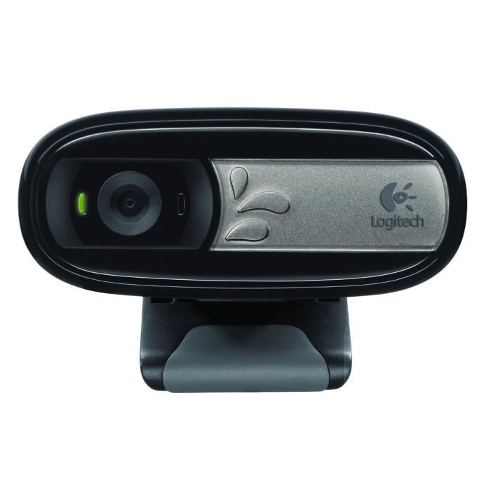 Logitech WebCam C170 Refresh (960-001066) - Achat / Vente Caméra / Webcam sur Cybertek.fr - 0