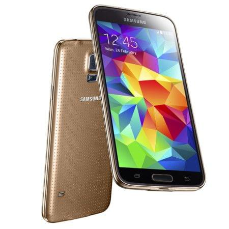 Samsung Galaxy S5 NEO 16Go SM-G903F Gold - Téléphonie Samsung - 0